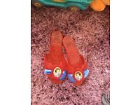 Kids Snow White shoes up to size 10.