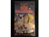VHS Walt Disney Classics: 101 Dalmatians