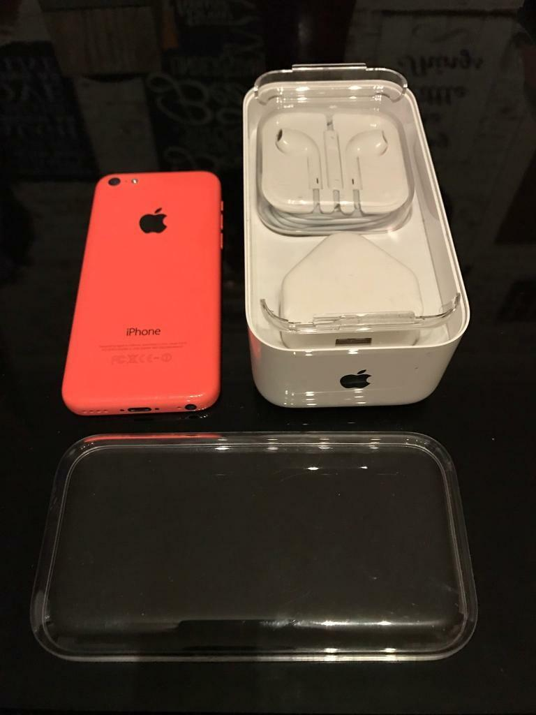 Apple iPhone 16GB in Pink immaculate conditionin Sheffield, South YorkshireGumtree - Apple iPhone 16GB in PinkPhone is in immaculate condition boxed complete with brand new charger cable and plug!Headphones have never been used or openedNetwork is EE
