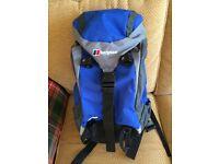 Berghaus 25L free flow backpack