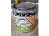 Ronseal Hardwood Garden Furniture Restorer