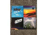 Vinyl Records - Sky Collection
