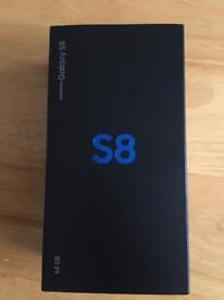 Samsung Galaxy S8 *NEW* sealed 64gb Unlocked