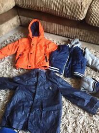 Boys 2-3 coats