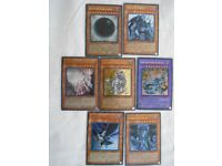 1st Edition Yu-Gi-Oh Cards - Job Lot - 122 in Total - Very Good Condition