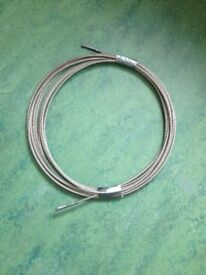 10m length of stainless steel 5mm wire