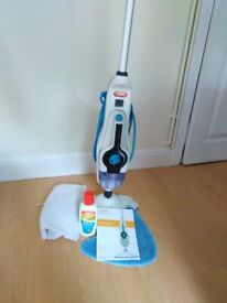 Vax Steam Fresh Combi Floor Steamer S86 - only used 3 times