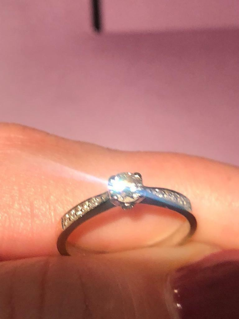 Forever Diamond Ring | in Rugeley, Staffordshire | Gumtree