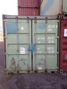 Shipping Container Hire from $2.51 per day in Newcastle Edgeworth Lake Macquarie Area Preview