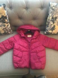 Girls Age 7 Zara Jacket