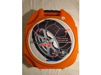 Snow Chains Weissenfels Clack & Go 9mm No. 10 Never Used
