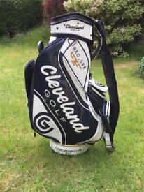 Cleveland staff golf bag