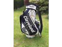 Cleveland staff golf bag