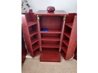 DVD and CD Cabinet