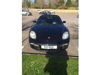 Porsche Boxter 2.7 987 High Spec Private plate