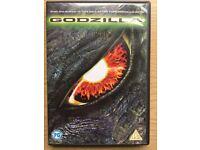 Godzilla (1998) DVD