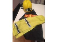 5 sets of Young boys role play clothes age 3-6 years