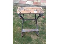 work bench good condition only £6 ,00