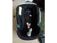 Mamas and Papas Cybex Anton Car Seat for Sale