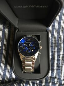 Men's Armani watch (AR-5860) brand new