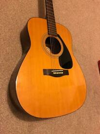Yamaha FG402 Dreadnought Sized Steel String Acoustic - Great Condition