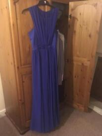 Bridesmaid/ evening dress size 10