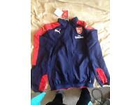 Offical Arsenal training jacket