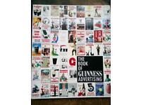 The Book of Guinness Advertising. Collectable and in Excellent condition.