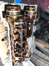 56 BMW 1 SERIES 3 SERIES 1.8 PETROL ENGINE HEAD COMPLETE