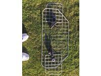 Dog Guard adjustable for estate or hatchback
