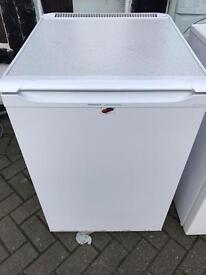 Hotpoint iced diamond undercounter fridge