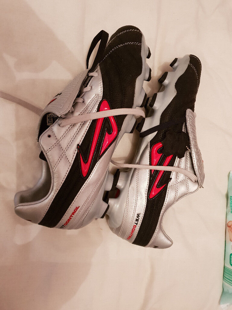 33fc9587abb3 New Nomis football boots size 8 boxed | in Greenock, Inverclyde ...