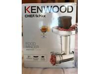 Kenwood food mincer