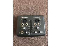 M-Audio USB audio/MIDI interface
