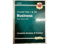 A-Level Year 1 & AS - Business