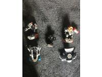 Skylanders superchargers dark edition with dark bowser