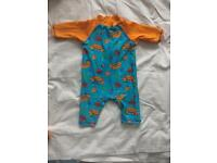Boys Mini Club Sunsafe Swimsuit 4-5 Yearst