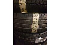 225/65/16 Michelin tyre NEW