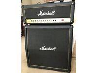 Marshall AVT50 Half Stack