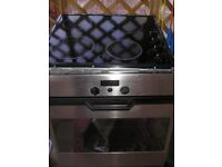 FOR SALE ELECTRIC COOKER AND ELECTRIC HOB