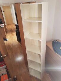 Bookcase - IKEA Billy - White - 40x28x202 cm