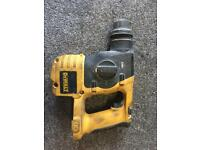 Dewalt 18v sds hammer drill