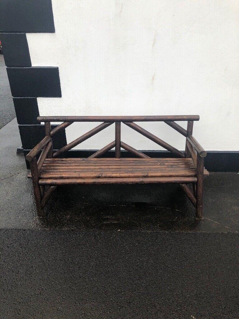 5 foot long wooden garden bench | in Kilrea, County ...