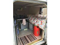 Ford Transit Stealth Camper