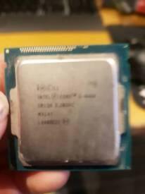 I5 4460 quad core 3.2ghz processor