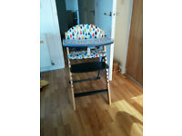 Highchair Cosatto Waffle mint condition, hardly used