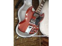 Gibson SG - 1961 Reissue/Tribute , with vibrola