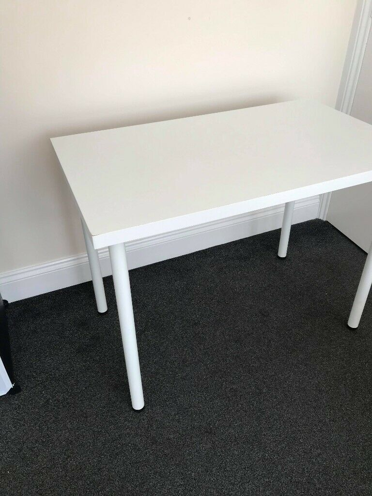 purchase cheap a9d3f 290da IKEA white table | in Harlow, Essex | Gumtree