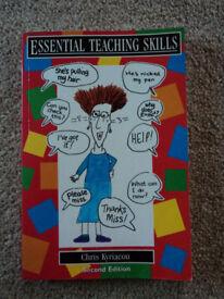 Essential Teaching Skills textbook
