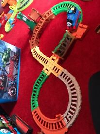 Thomas The Tank interactive engine and track